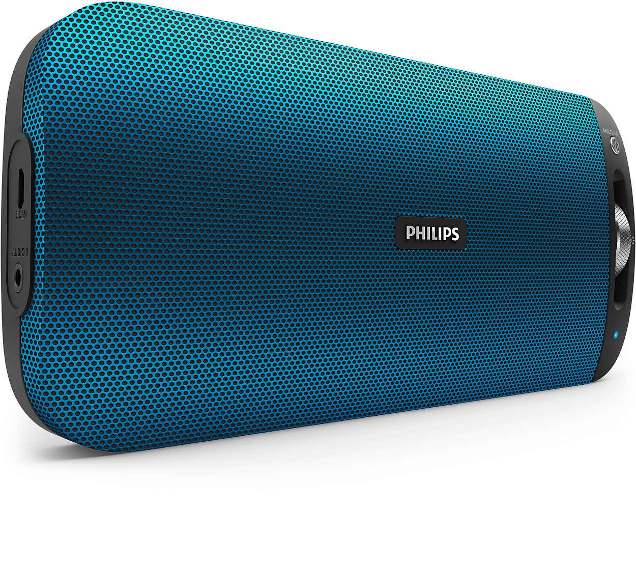 Tamaño compacto, magnífico sonido