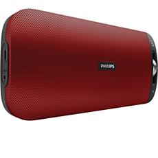 BT3600R/00 -    wireless portable speaker