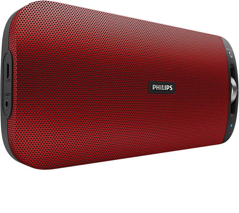 Liten størrelse, flott lyd