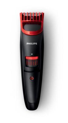 Bild von Buy 0,5 mm Schritte, 20 Längeneinstellungen, BartschneiderBT405/15 online | Philips Shop