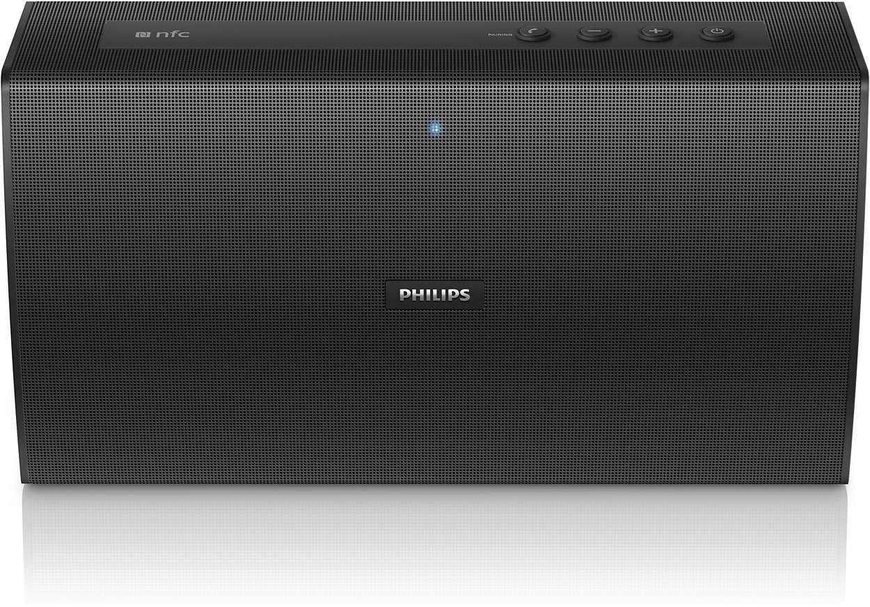 Stream tunes wirelessly in seconds
