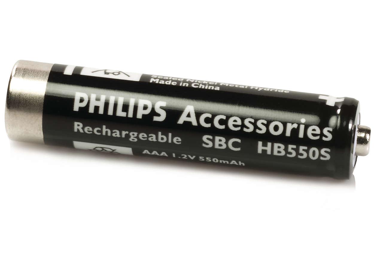 Oplaadbare batterij