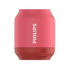 BT51P/00 -   UpBeat altoparlante wireless portatile