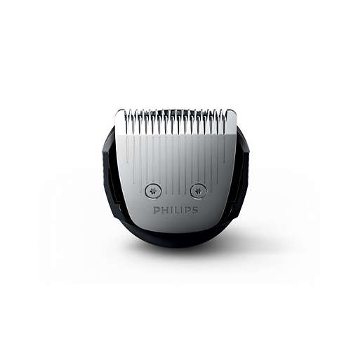 Beardtrimmer series 5000 Beard & stubble trimmer with full metal blades