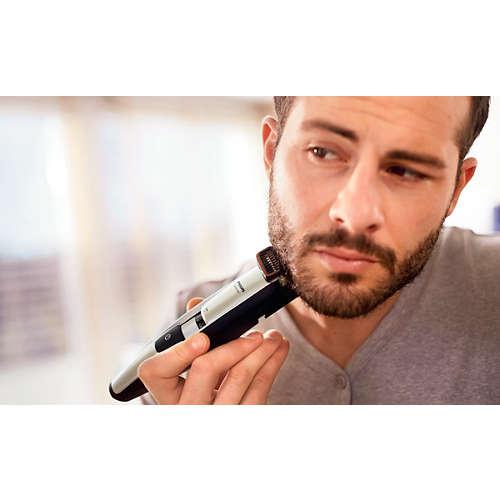 Beardtrimmer series 5000 Stoppelbaardtrimmer