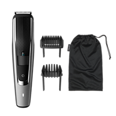 BT5502/15 -   Beardtrimmer series 5000 Skægtrimmer med trimmekam til langt skæg