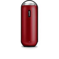BT6000R/12 -    przenośny głośnik bezprzewodowy