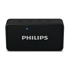 BT60BK/94  wireless portable speaker