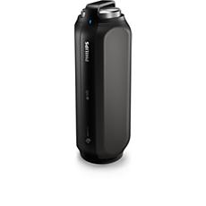 BT6600B/12  trådlös, bärbar högtalare