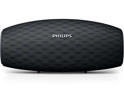 EverPlay wireless portable speaker BT6900B00   Philips