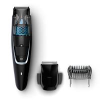 Beardtrimmer series 7000 Barbero con sistema de aspiración