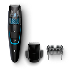 BT7202/13 -   Beardtrimmer series 7000 Vacuum beard & stubble trimmer