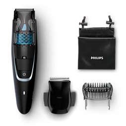 Beardtrimmer series 7000 Vacuum Beard Trimmer