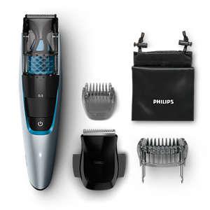 Beardtrimmer series 7000 Zastřihovač vousů svysáváním