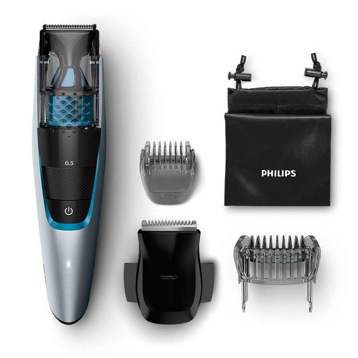Vákuumos szakállvágó,mely kevesebb takarítanivalót hagy maga után