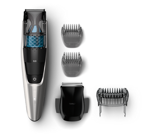 beardtrimmer 7200 vacuum beard trimmer series 7000 bt7215 49 norelco. Black Bedroom Furniture Sets. Home Design Ideas