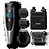 Beardtrimmer series 7000 Vacuum-system fångar upp klippta skäggstrån