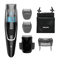 BT7225/49 - Philips Norelco Beardtrimmer 7200 Vacuum beard trimmer, Series 7000