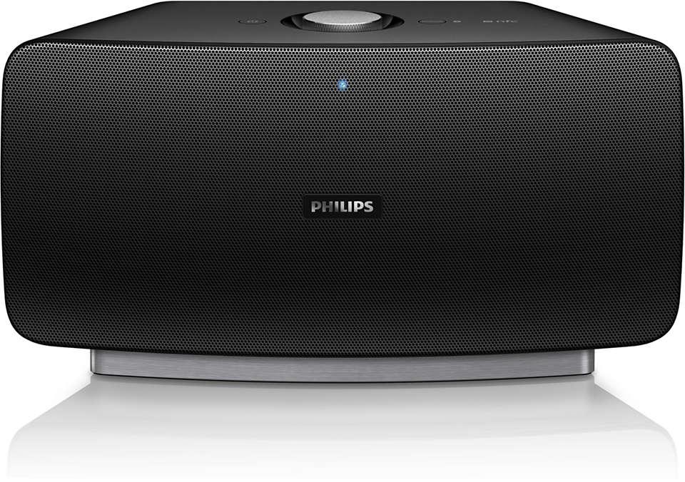 Riproduzione in streaming di audio di qualità senza compromessi
