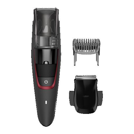 Perfekt skæg, smart rengøringsfunktion