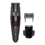 Beardtrimmer series 7000 Tondeuse à barbe à système d'aspiration