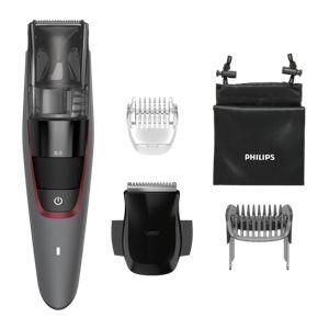 0,5mm presisjonsinnstillinger, vakuum-skjeggtrimmer