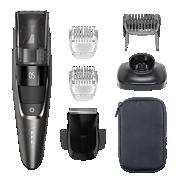 Beardtrimmer series 7000 Regolabarba con sistema aspirante