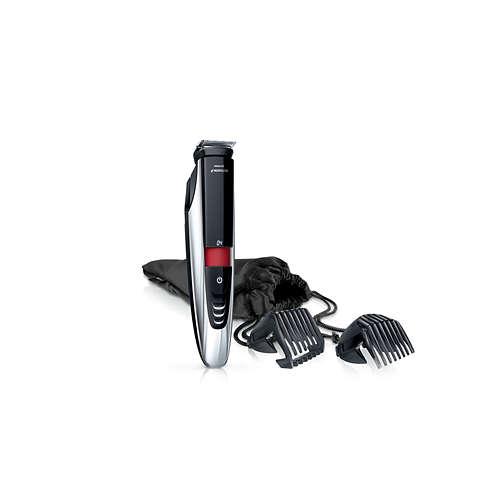 Norelco Beardtrimmer 9100 Laser-guided beard trimmer, Series 9000