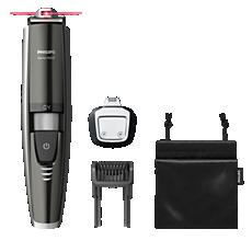 BT9297/13 Beardtrimmer series 9000 Laser guided beard & stubble trimmer