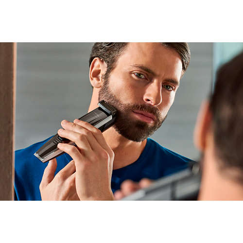 Beardtrimmer series 9000 Beard trimmer
