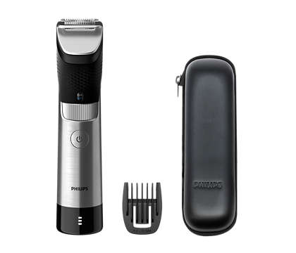 Ultimate steel precision for the perfect beard