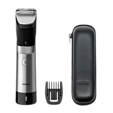 BT9810/15 Beard trimmer 9000 Prestige Trymer do brody