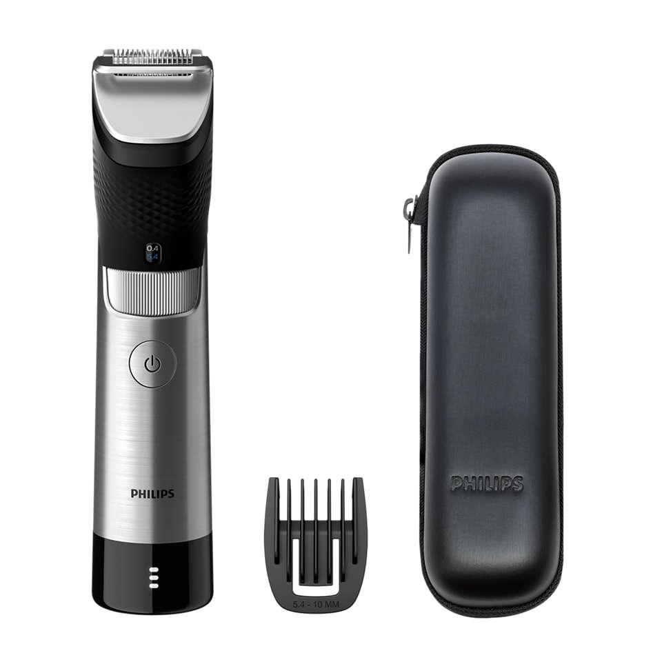 Высокоточные компоненты из стали для создания идеальной бороды