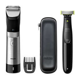 Beard trimmer 9000 Prestige Bartschneider