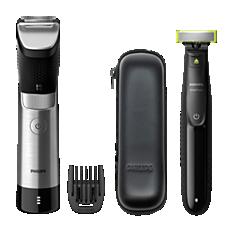 BT9810/90 Beard trimmer 9000 Prestige Barbero
