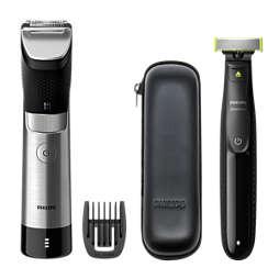 Beard trimmer 9000 Prestige Skäggtrimmer