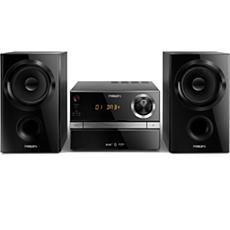 BTB1370/12 -    Mikro mūzikas sistēma