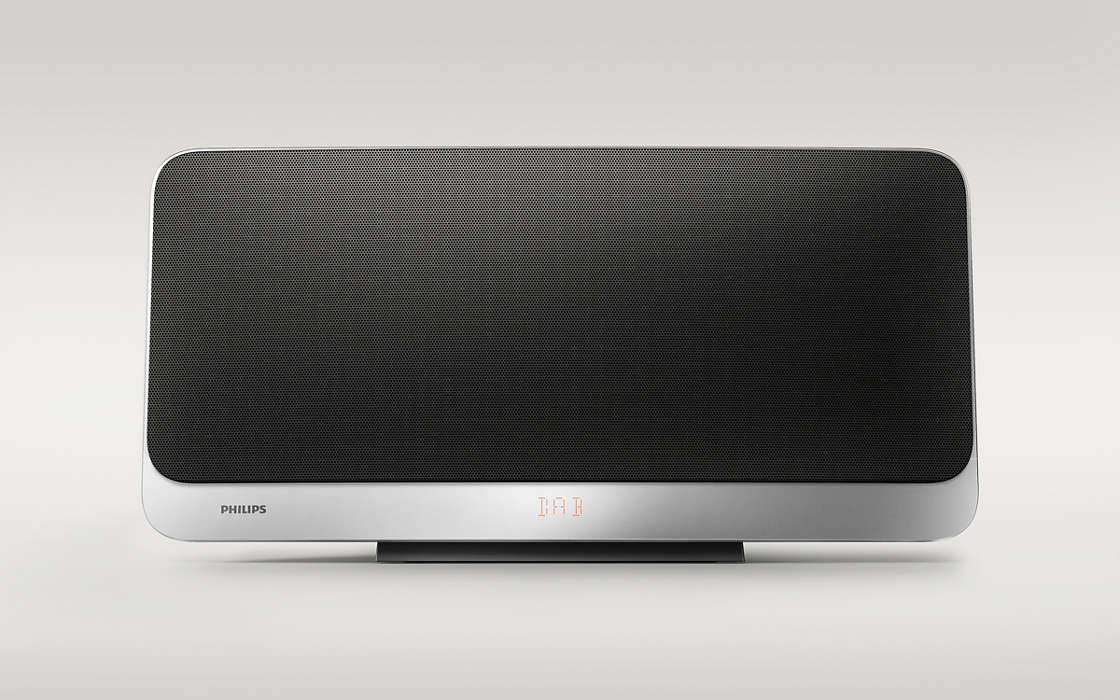 Hi-fi-stereolyd som passer i hjemmet ditt