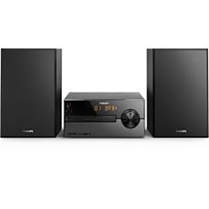 BTB2515/12  Mikromusiikkijärjestelmä