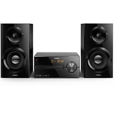 BTB2570/12 -    Sistema musicale micro