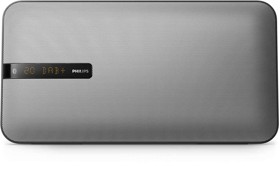 Dźwięk stereo Hi-Fi pasujący do Twojego domu