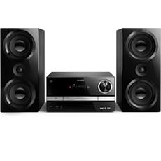 BTB3370/12  Micro music system