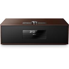 BTB4800/12  Micromuzieksysteem