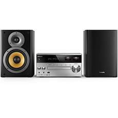 BTB8000/12 -    Mikro müzik sistemi
