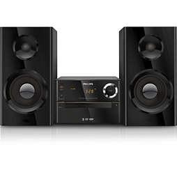 Sistem musik Micro