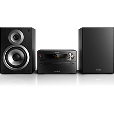 BTD5210/12  DVD micro music system