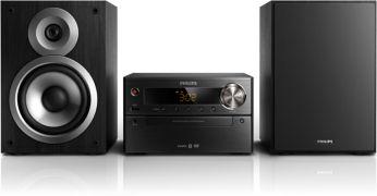 """""""Bluetooth®"""", DVD, DVD muzikos mikrosistema"""