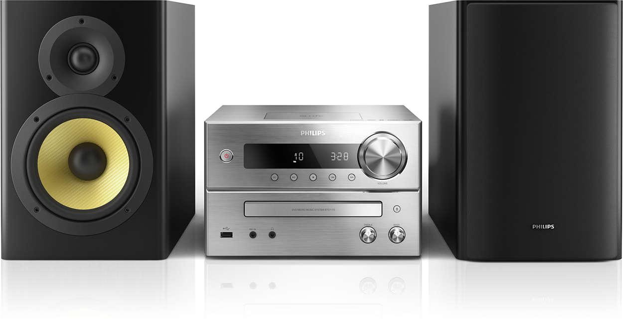 Slapp av til flott musikk og film