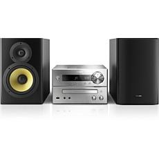 BTD7170/12 -    Sistema micro de música com DVD