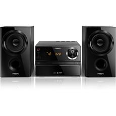 BTM1360/12  Sistema musicale micro